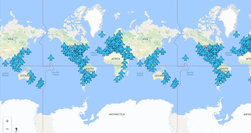 دسترسی به پسورد وای فای فرودگاه های سراسر جهان