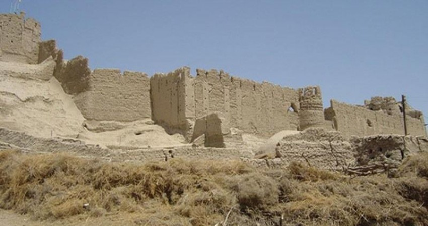 یک قلعه تاریخی در سیستان و بلوچستان هتل می شود