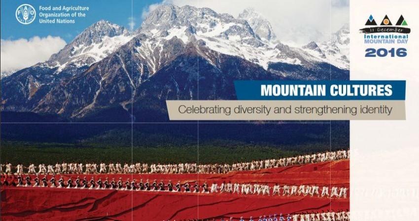 روز جهانی کوهستان؛ «فرهنگ مناطق کوهستانی، بزرگداشت تنوع و تقویت هویت»