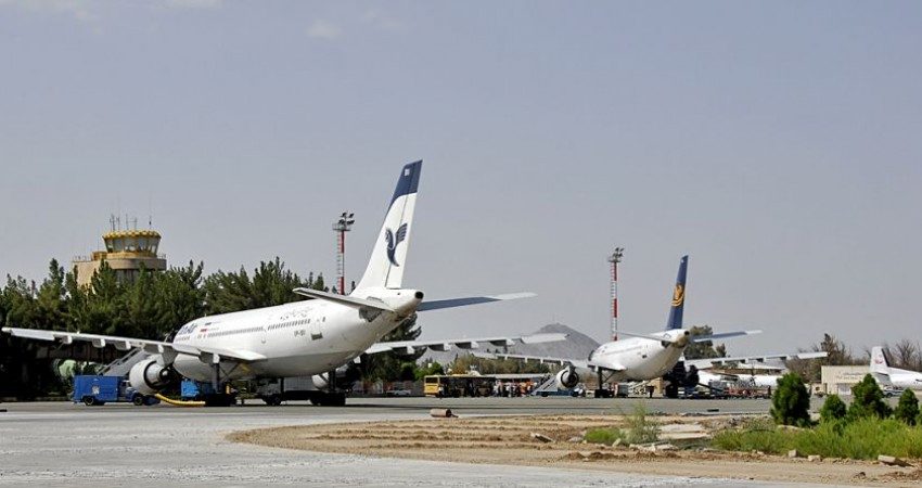 پیشرفت 96 درصدی باند دوم فرودگاه زاهدان