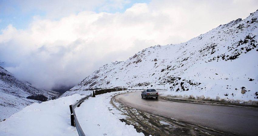 هشدار مسافرتی: 11 استان درگیر برف و باران