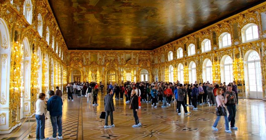 آمریکایی ها، جایگاه اول صادرکننده گردشگر به روسیه