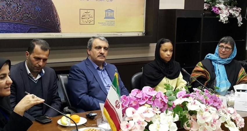 مراسم اختتامیه نشست مشورتی برنامه راهبردی ملی در گردشگری ایران برگزار شد