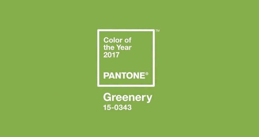 رنگ سال 2017 میلادی اعلام شد