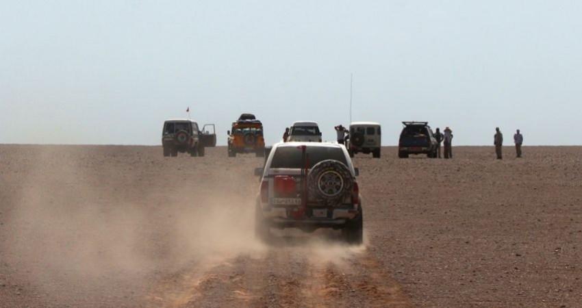 ساماندهی تورهای گردشگری برای حفاظت از بیابان لوت