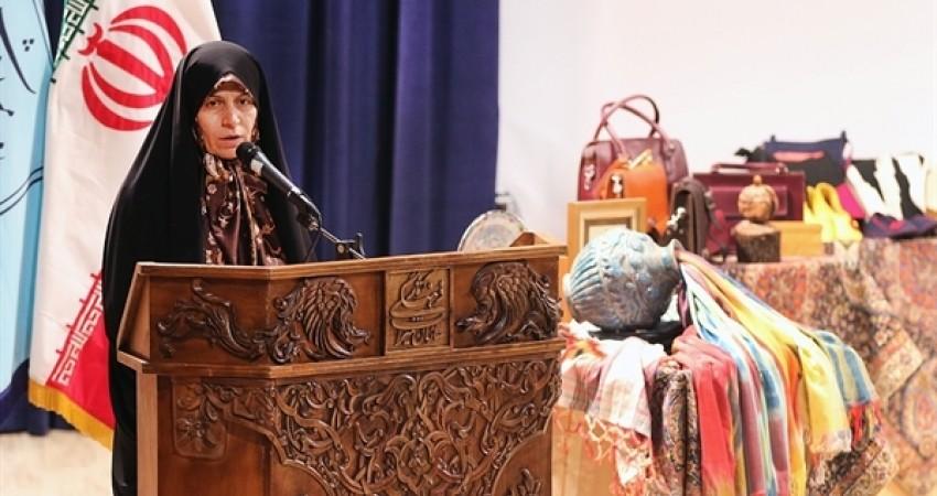 توسعه پایدار در کشور با حضور زنان تحقق می یابد
