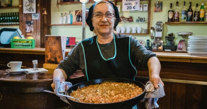 تجربه موفق توریسم غذا در اسپانیا