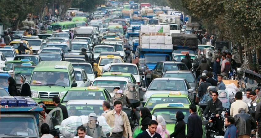 ویراژ سیاسی در ترافیک تهران