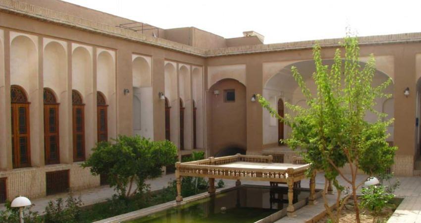 مزایده سه مجموعه تاریخی در یزد