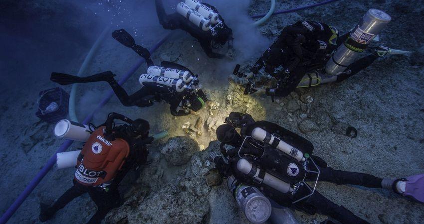 مهمترین اکتشافات باستان شناسی سال 2016