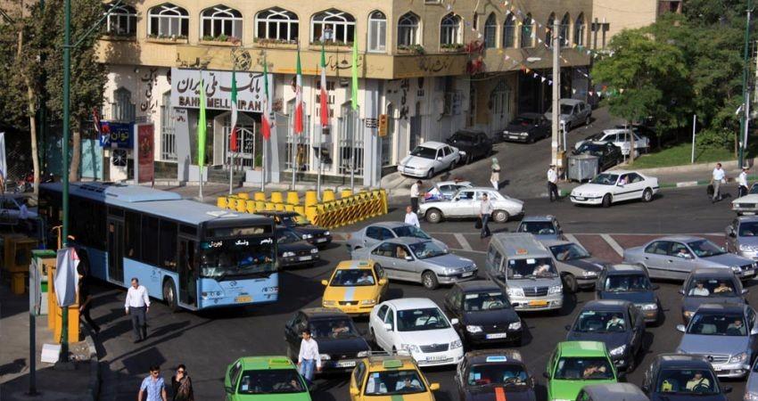 مسافرکش های تهران از چه شهرهایی می آیند؟