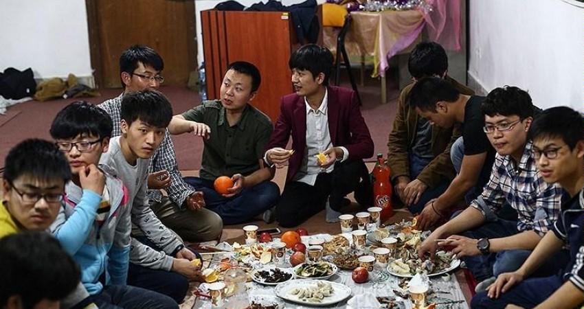 دلایل فعالیت چینی ها در گردشگری ایران