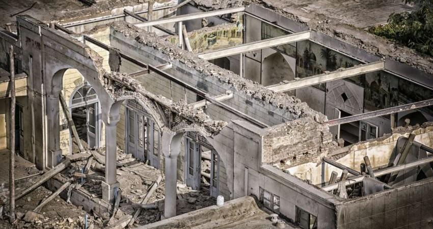 تخریب کامل نخستین مهدیه ایران در سکوت خبری