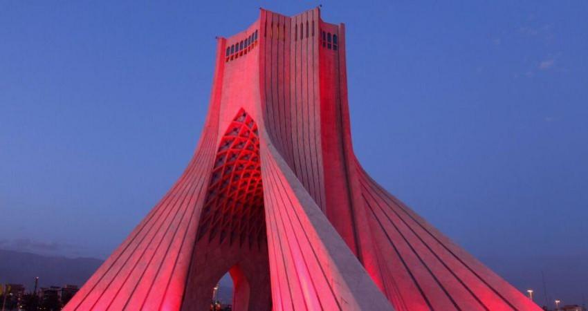 بهسازی برج آزادی نیمه اول بهمن ماه به بهره برداری می رسد