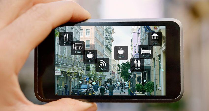 نقشی که موبایل در گردشگری دارد