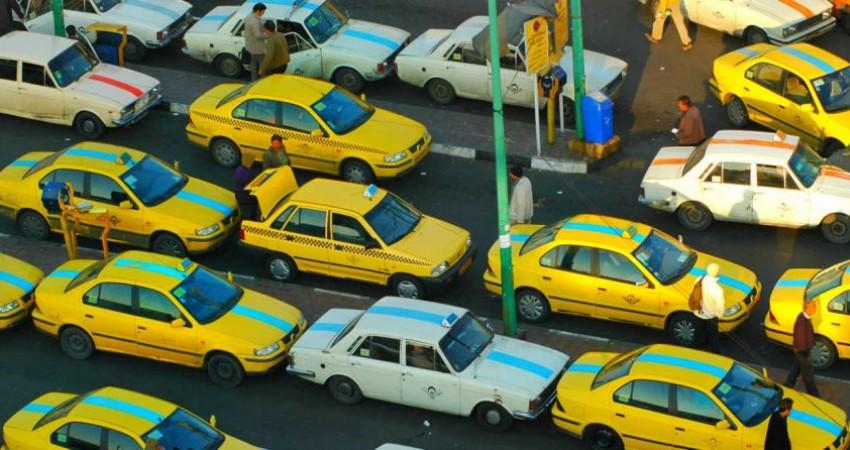 آغاز آزمایشی پرداخت الکترونیکی کرایه تاکسی در کرج