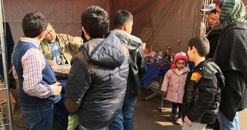 طرح برگزاری «نمایشگاه صنایع دستی در مدارس» آغاز شد