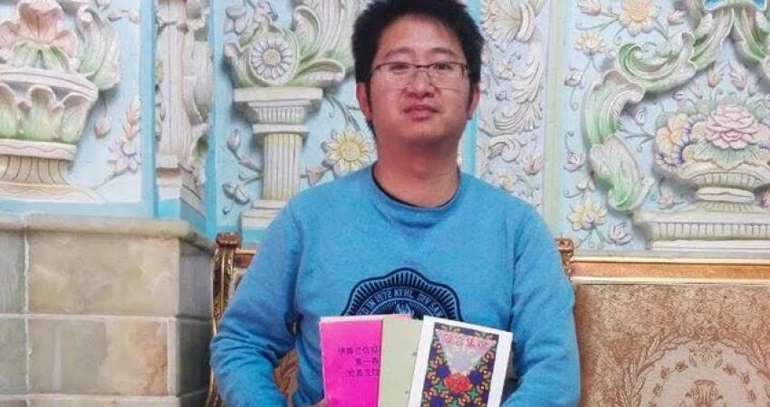 توریست چینی: حرم حضرت معصومه (س) را زیباتر از تصورم یافتم