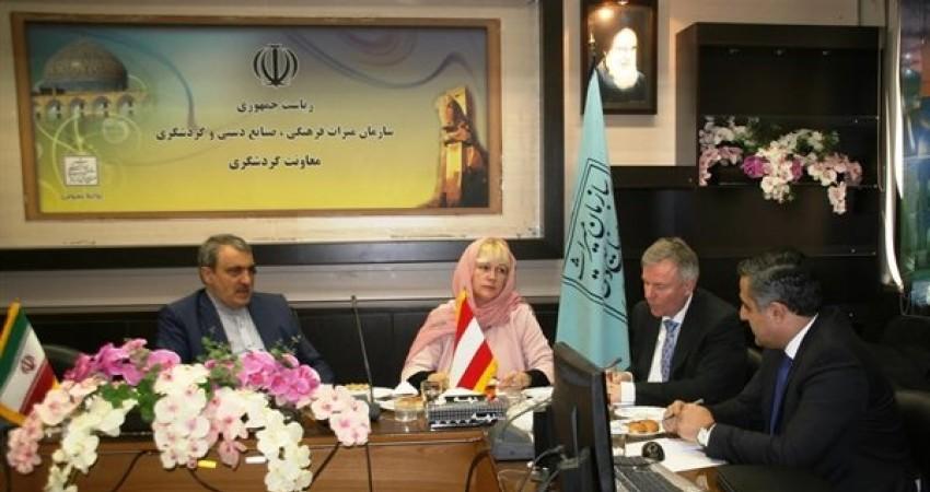 2018، سال دوستی ایران و اتریش