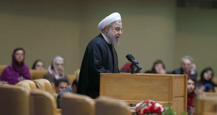 روحانی: ایران کشور صلح و دوستی
