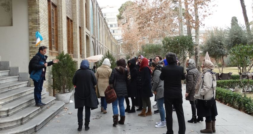 تهرانگردی راهنمایان گردشگری جهان