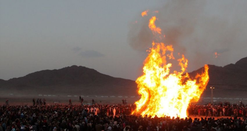 ممنوعیت حضور گردشگران در «جشن سده»