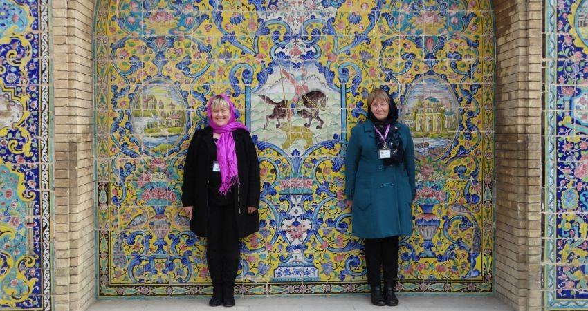 بدعت اروپایی در گردشگری ایران!