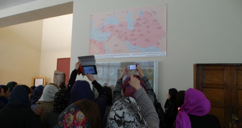 اثرات برگزاری کنوانسیون راهنمایان گردشگری جهان در ایران