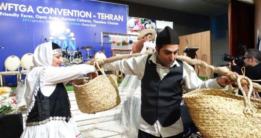 ضعف در تبلیغ ظرفیت های گردشگری ایران