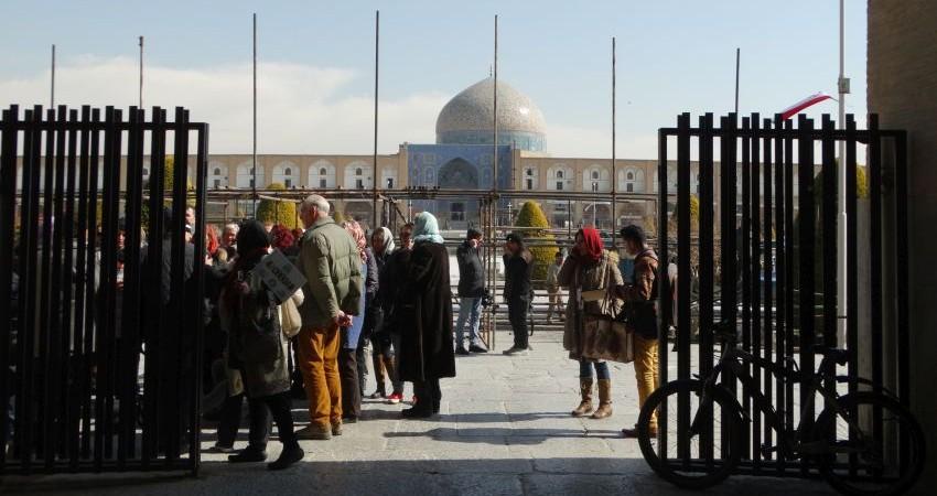 بازدید راهنمایان گردشگری جهان از نصف جهان