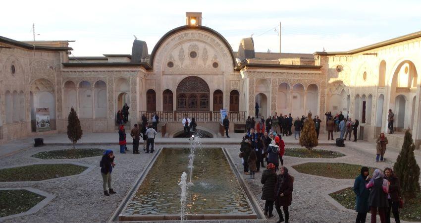 کنوانسیون جهانی راهنمایان گردشگری در ایستگاه پایانی