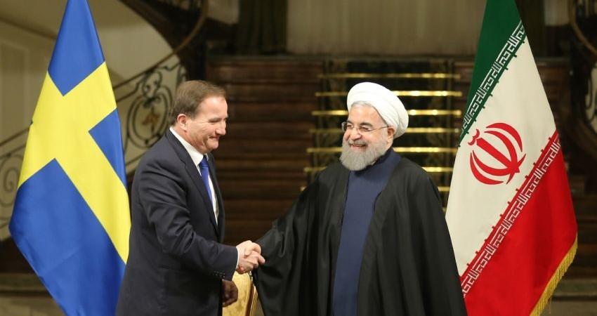 توسعه روابط حمل و نقل جاده ای ایران و سوئد