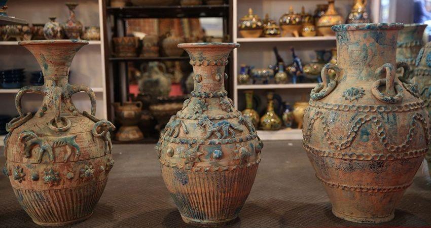 بخش صنایع دستی مکمل گردشگری است