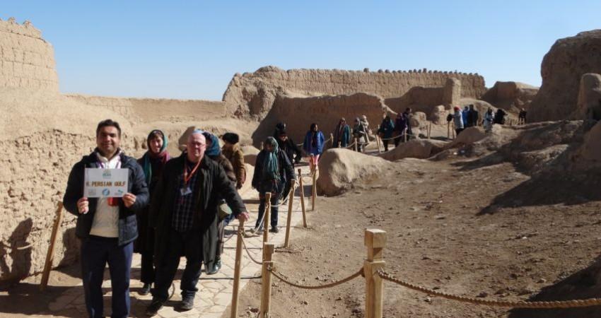 ایران سرزمین شگفت انگیز برای گردشگران خارجی