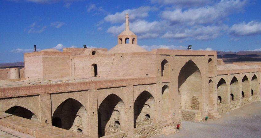 هدایت سرمایه ها در بناهای تاریخی