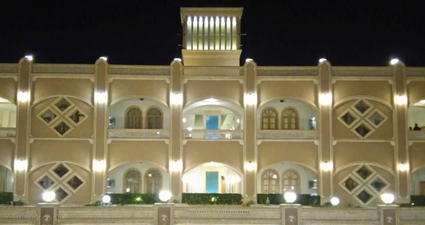 """تنها """"شهر جهانیِ ایران"""" هتل 5 ستاره ندارد!"""