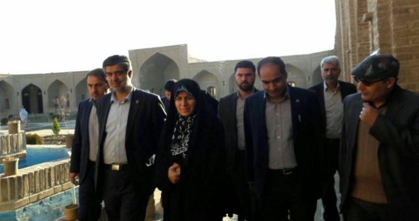 احمدی پور: ورود گردشگر به ایران 50 درصد افزایش یافت