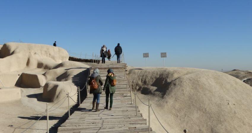 روند های سفر ایران از منظر 1221 فعال گردشگری