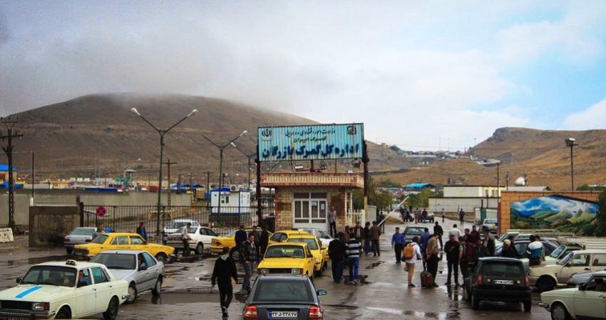 اخبار بد از رفتار با مسافران ایرانی در مرز بازرگان