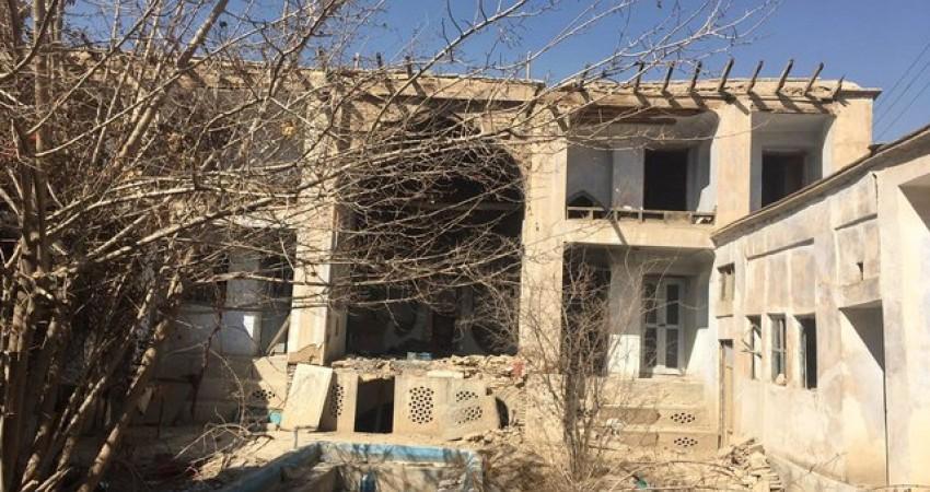 یک پرده از سرقت تاریخ در اصفهان