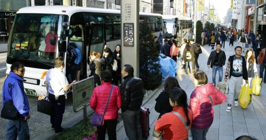 سرکیسه کردن گردشگران خارجی در ژاپن