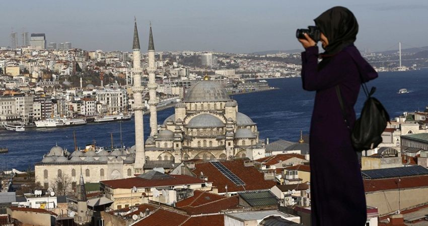 خروج گردشگری ترکیه از محاق؟