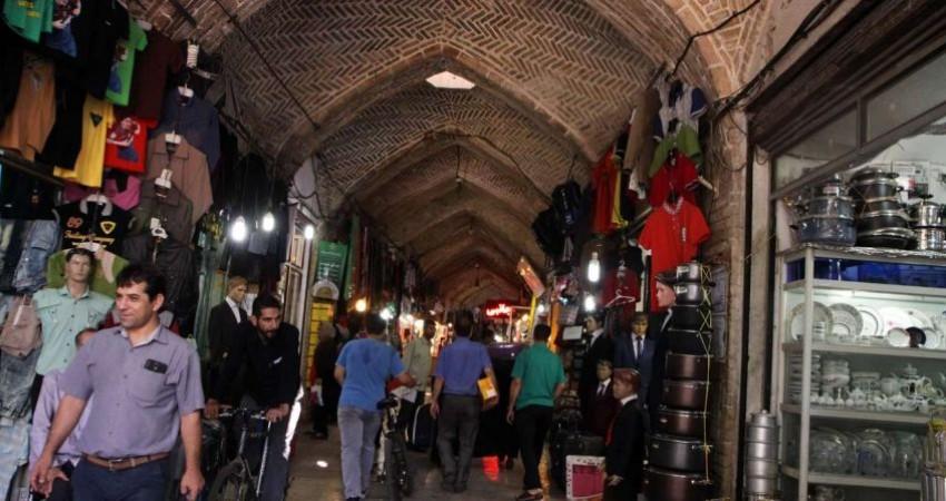 بازار زنجان در ایام نوروز باز است