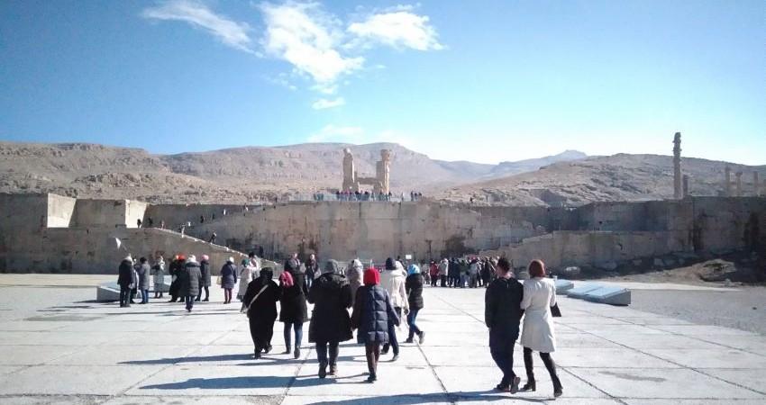 رشد 59 درصدی بازدید گردشگران خارجی از فارس