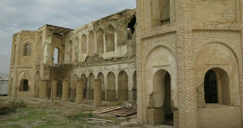 نمایشگاه احیای بناهای تاریخی در مجلس برگزار می شود
