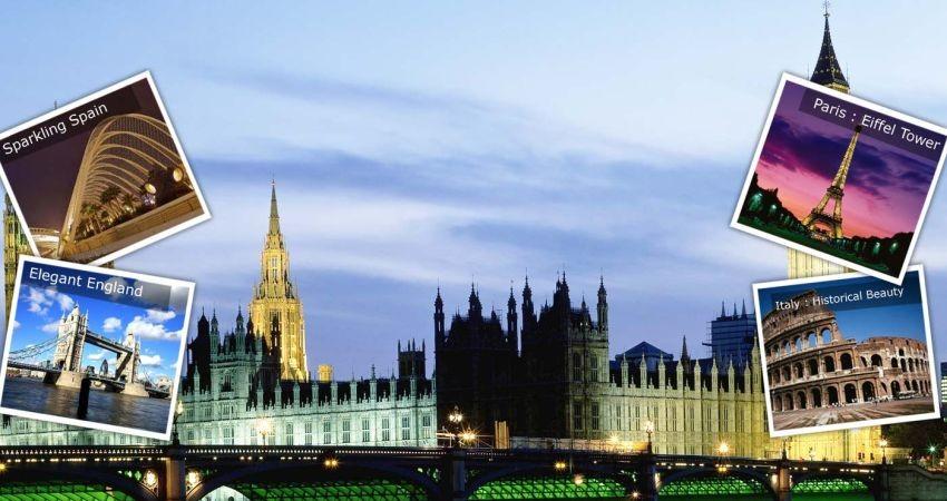 نگاه اروپایی به سفرهای داخلی