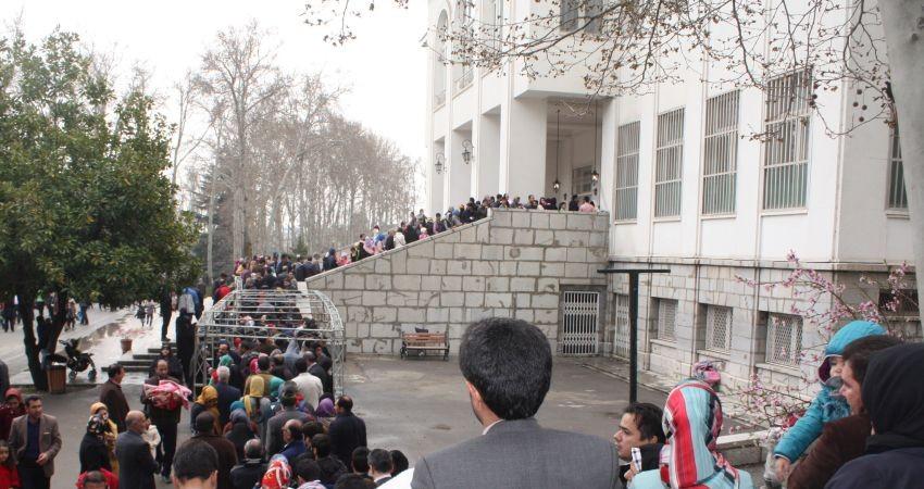 ساعات کاری مجموعه فرهنگی سعدآباد در نوروز 96 اعلام شد