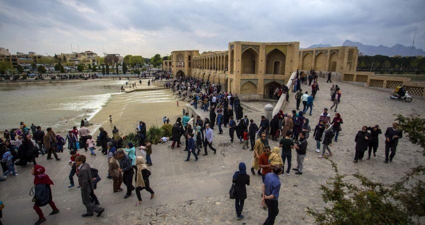 اسکان بیش از 2 میلیون مسافر در اصفهان