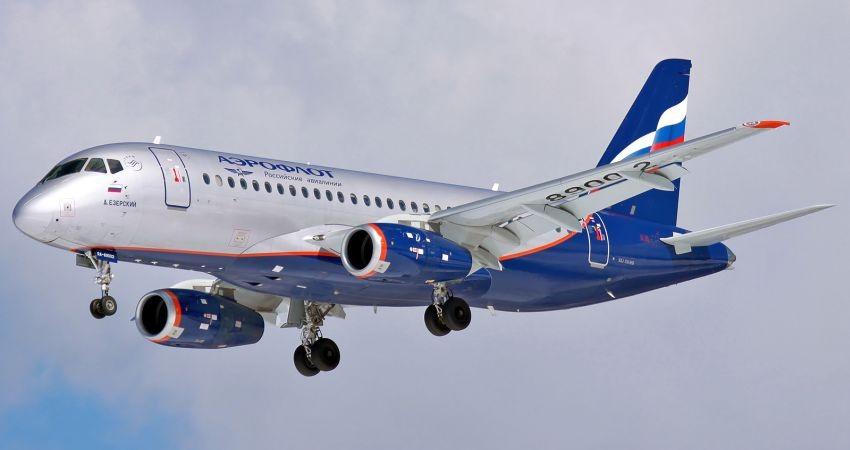خرید 12 فروند هواپیمای مسافربری سوپرجت سوخو نهایی شد