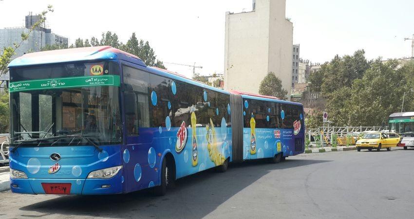 نخستین خط BRT کرمان راه اندازی می شود